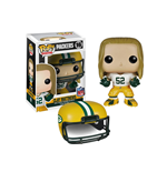 NFL POP! Football Vinyl Figure Clay Matthews (Packers) 9 cm