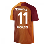 2016-17 Galatasaray Home Shirt (Podolski 11) - Kids