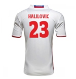 2016-17 Hamburg Sv Home Shirt (Halilovic 23) - Kids