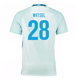 2016-17 Zenit St Petersburg Away Shirt - (Kids) (Witsel 28)