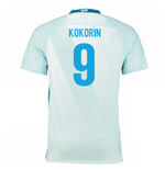 2016-17 Zenit St Petersburg Away Shirt - (Kids) (Kokorin 9)