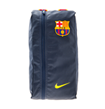 2016-2017 Barcelona Nike Allegiance Shoe Bag (Navy)