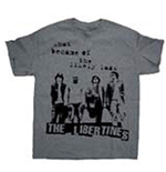 Libertines Men's Puff Print Tee: Likely Lads