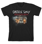 Green Day T-shirt Revolution Radio Cover