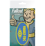 Fallout Keychain - Vault Tec