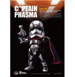 Star Wars Episode VII Egg Attack Action Figure Captain Phasma 15 cm