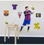 Barcelona Wall Stickers Messi
