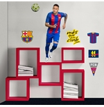 Barcelona Wall Stickers Neymar