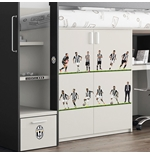 Juventus FC Wall Stickers 12 Players