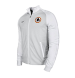 2016-2017 AS Roma Nike Authentic N98 Jacket (White) - Kids