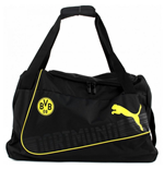 2016-2017 Borussia Dortmund Puma Medium Bag (Black)