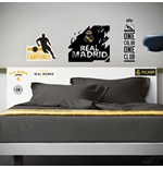 Real Madrid Wall Stickers Logo