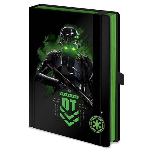 Star Wars Rogue One Premium A5 Notebook Death Trooper
