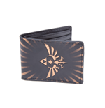 Zelda - Skyward Sword - Bifold Wallet - Radiant Embossed Logo