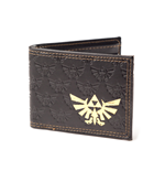 Zelda - Skyward Sword - Bifold Wallet with embossed Logo's