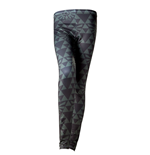Zelda - Green Black Hyrule Women's Legging