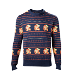 Zelda - knitted holiday sweater men