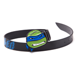 Turtles - Leo Blue Buckle W/ Black Belt