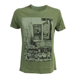 Turtles - Green City Men's T-shirt