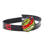 Turtles - Raph Red Buckle W/ Black Belt