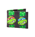Turtles - Turtle faces wallet