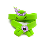 Turtles - Wristband Donatello