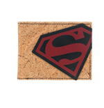 Superman - Cork Bifold Wallet