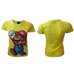 Nintendo - Yellow. Super Mario Female (Sc)