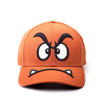Nintendo - Goomba Brown Adjustable Cap