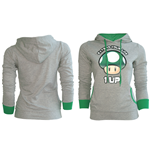 Nintendo - Extend Your Life Girls Hoodie