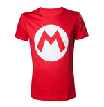 Nintendo - Mario T-shirt with big M