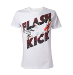 Street Fighter - Flash Kick T-shirt