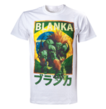Streetfighter IV - Blanka Character T-shirt