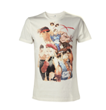 Street Fighter - Character Roster T-shirt