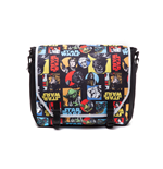 Star Wars - Retro Characters Comic Style Messenger bag
