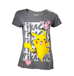 Pokémon - Pikachu love women's t-shirt