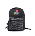 PlayStation - Classic Logo with Controller Patern Backpack
