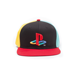 PlayStation - Snapback with Original Logo Colors