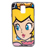 Nintendo - Princess Peach,phone cover for Samsung S5