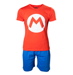 Nintendo -M logo Shortama Men's
