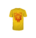 Miami Ink - Yellow. Miami Tiger T-Shirt