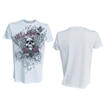 Miami Ink - White. T-Shirt Angel