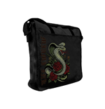 Miami Ink - Snake Messenger Bag