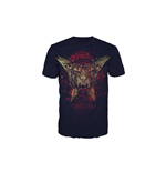 Miami Ink - Black. T-Shirt Tiger