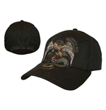 Miami Ink - Snake Fight Flex Cap
