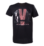Metal Gear Solid - Phantom Pain Box Cover T-shirt