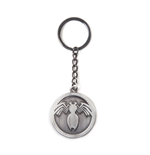 Marvel Comics - Spider-man Venom Logo Metal Keychain