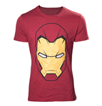 Marvel - Civil War Iron Man Mask T-shirt