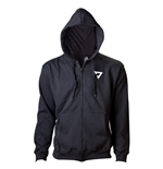 Killzone - Black Zipper Hoodie