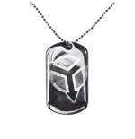 Killzone - Printed Metal Dog Tag Double sides